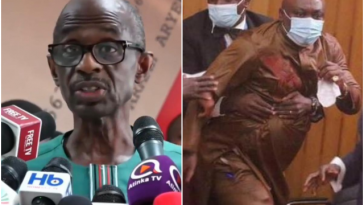 """Carlos Ahenkorah Chewed and Swallowed Two Ballot Papers"" - Asiedu Nketia Alleges » EOnlineGH.Com"