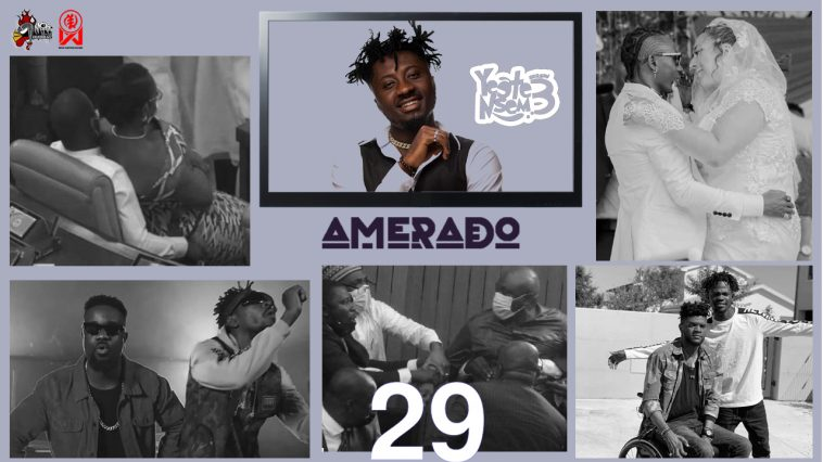 WATCH: Amerado Back With 'Yeete Nsem' Episode 29 » EOnlineGH.Com
